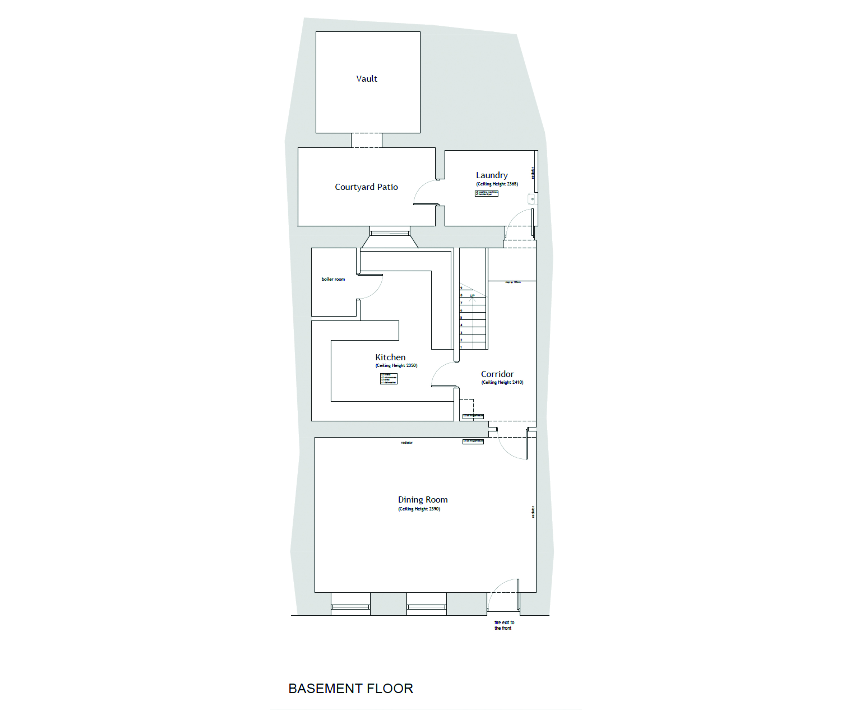 Hotwells Plan 1